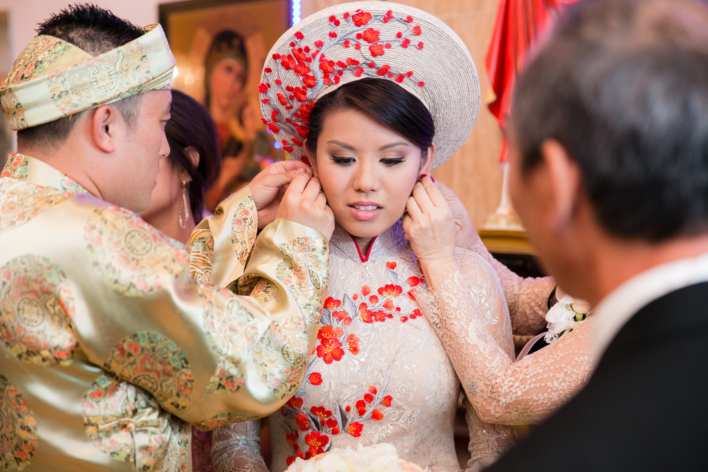 Vi & Larry's Đón Dâu Ceremony | Matron of Style x Lin & Jirsa