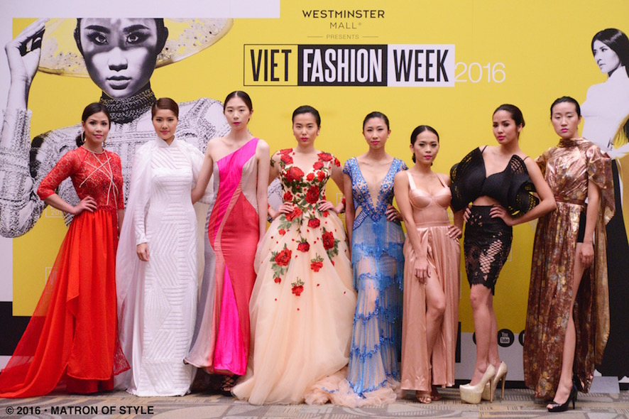 Viet Fashion Week 2016 Press Preview Recap | Matron of Style