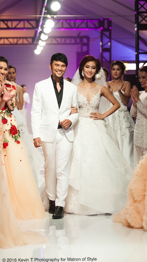 Viet Fashion Week 2016 – Jacky Tai Bridal Matron of Style