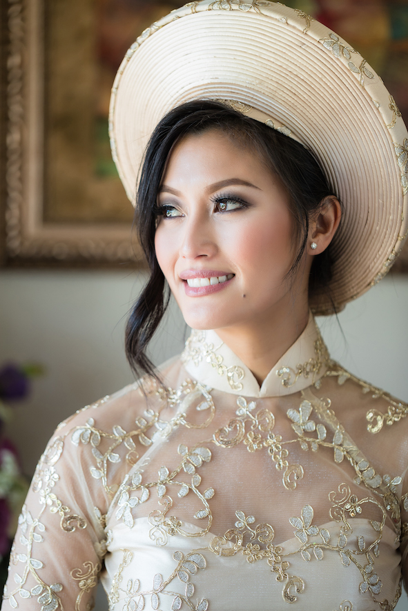 Mindy & Hoang | Matron of Style x Sandy Le Makeup & Hair