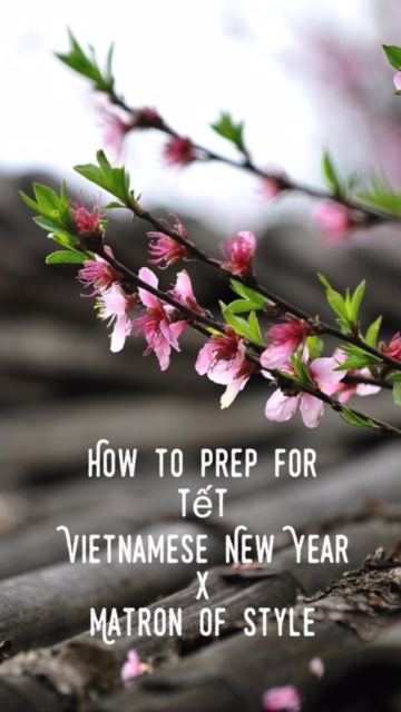 How To Prep for Tết ~ Vietnamese New Year | Matron of Style